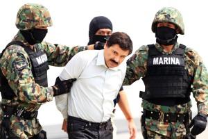 Drug lord Chapo Guzman